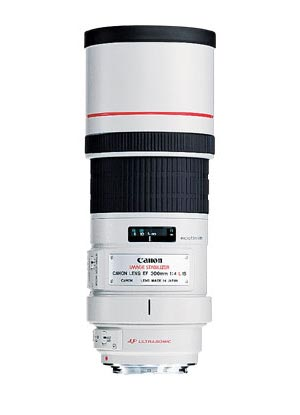 Canon EF 300 mm F/4.0 L IS USM