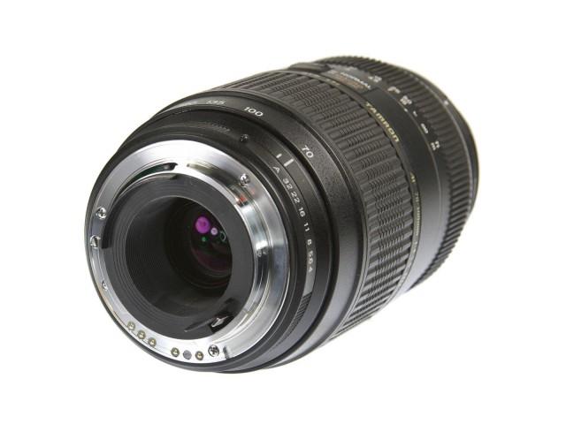 Tamron AF70-300MM F/4-5.6 LD MACRO (модель 572D/772D) для  MINOL