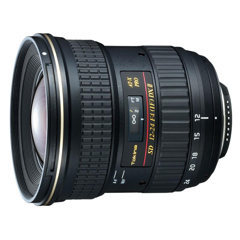 Tokina AT-X 124 PRO DX II Nikon F