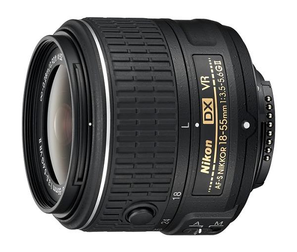 Nikon AF-S18-55ММ 1:3.5-5.6GII VR II DX Nikkor
