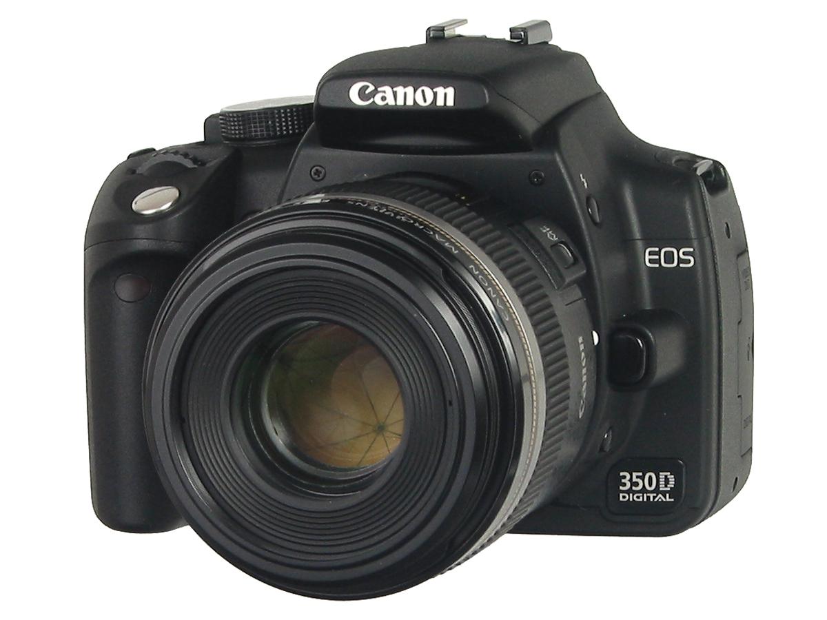 Canon EOS 350D DIGITAL